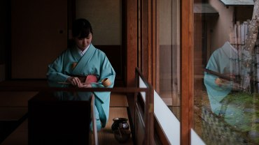 Kanou Shoujuan Sunai no Sato Tea Ceremony