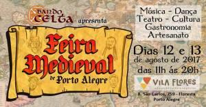 2ª Feira Medieval @ Porto Alegre | Rio Grande do Sul | Brasil