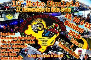 10° Moto Chuleio @ Capão da Canoa | Rio Grande do Sul | Brasil