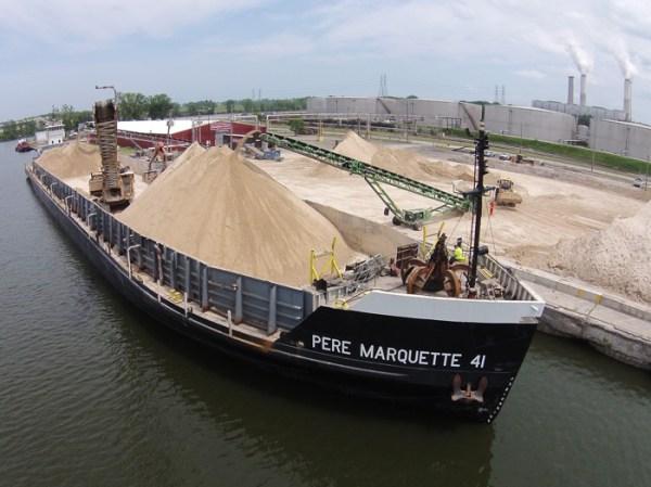 TBJ: Gypsum partnership grows Port of Monroe