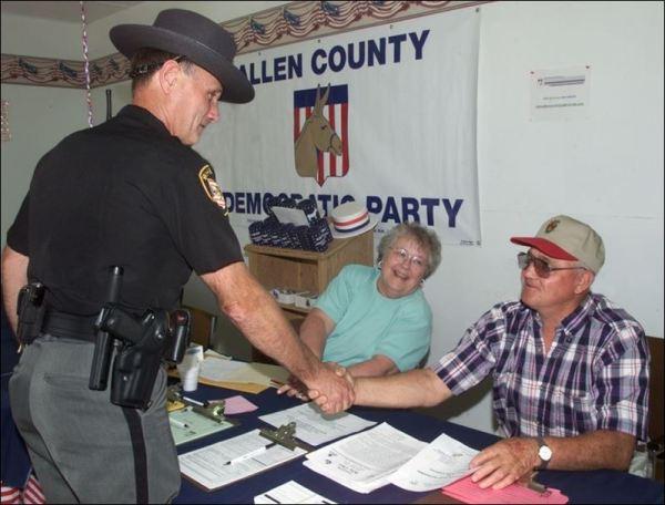 Allen County sheriff has lock on office - Toledo Blade