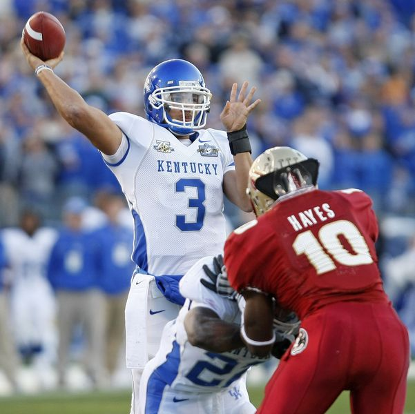 Bowl roundup: Woodson leads Kentucky to win over Florida ...