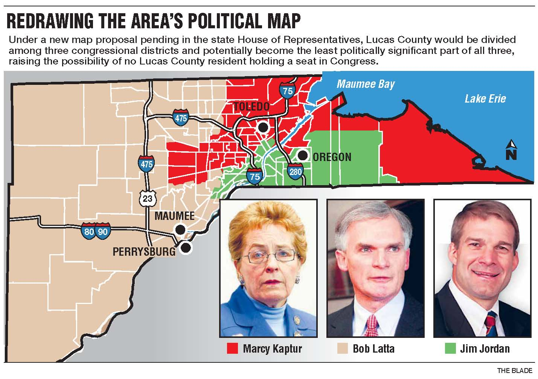 Toledo Map And Sylvania Ohio