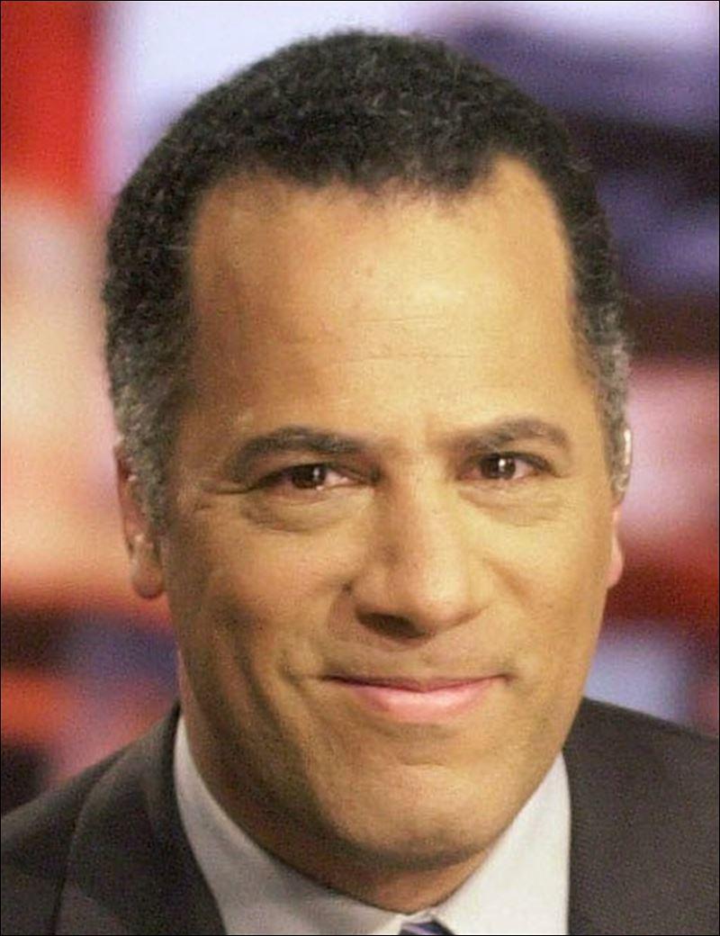 BRIAN WILLIAMS' DEAD MAN WALKING AT NBC—BLACK MALE TV