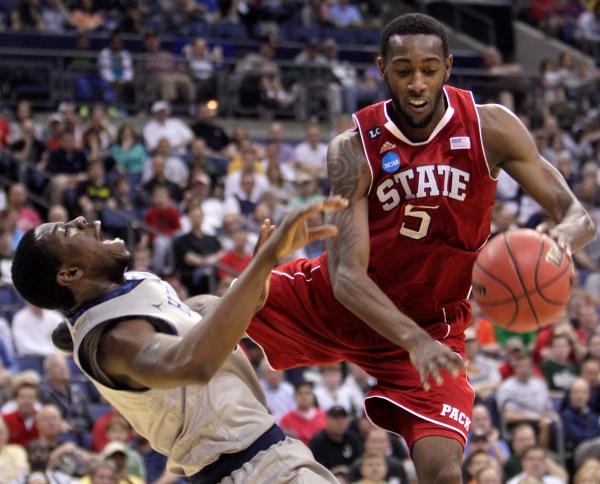 NC State holds of Georgetown - The Blade