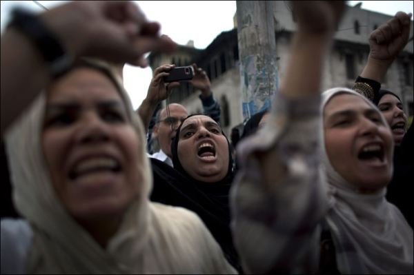 Protest at Egypt president's palace turns violent - Toledo ...