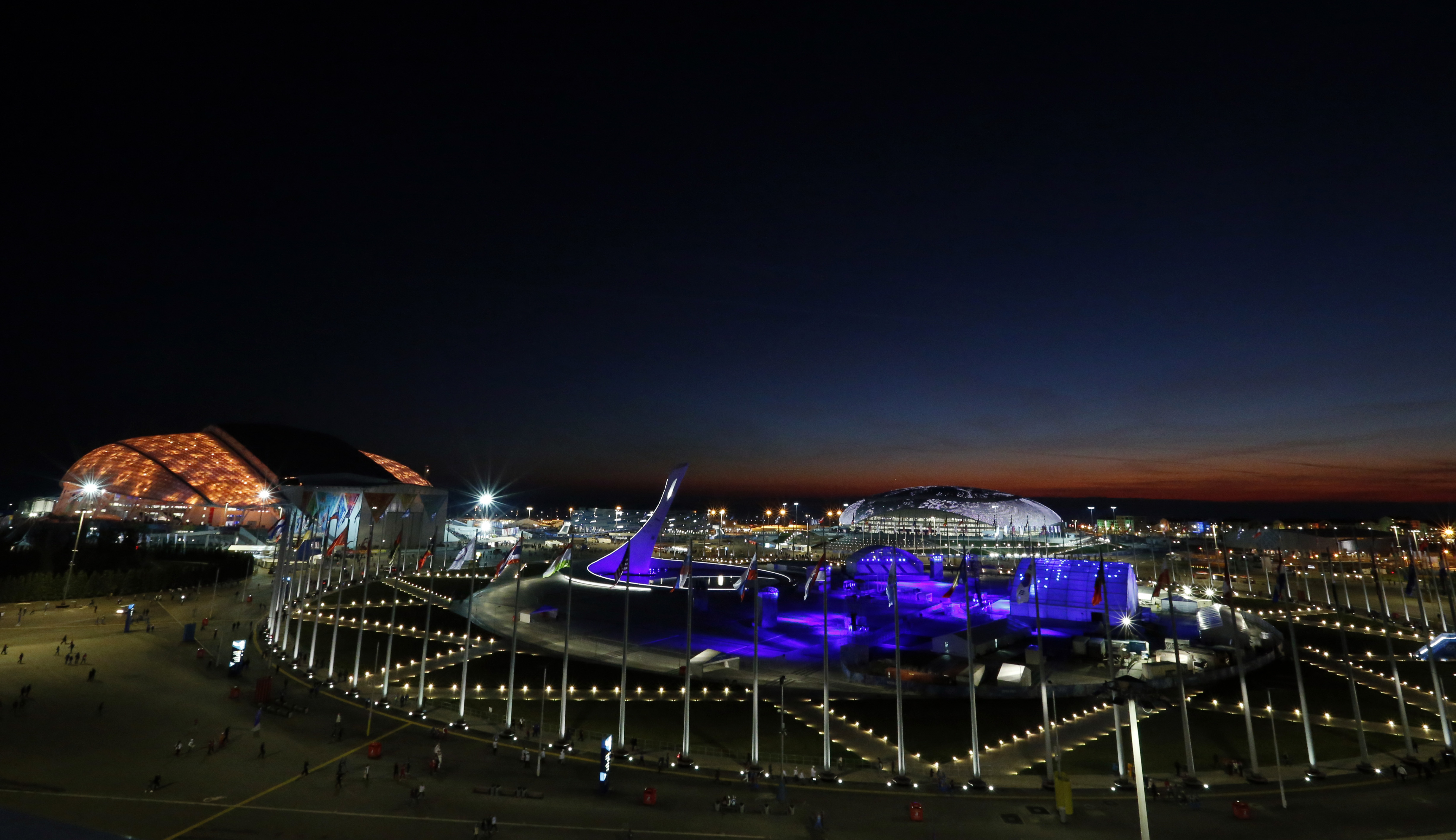 Sochi Olympics Kick Off With Grand Opening