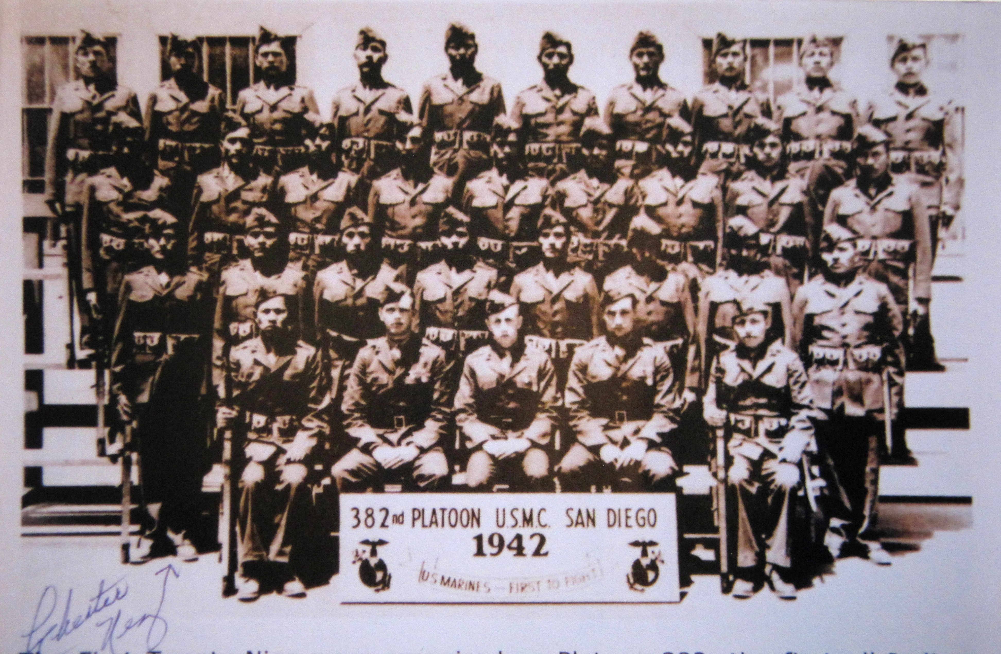 Last Man In Group Of Navajos That Developed An Unbreakable Code During World War Iis