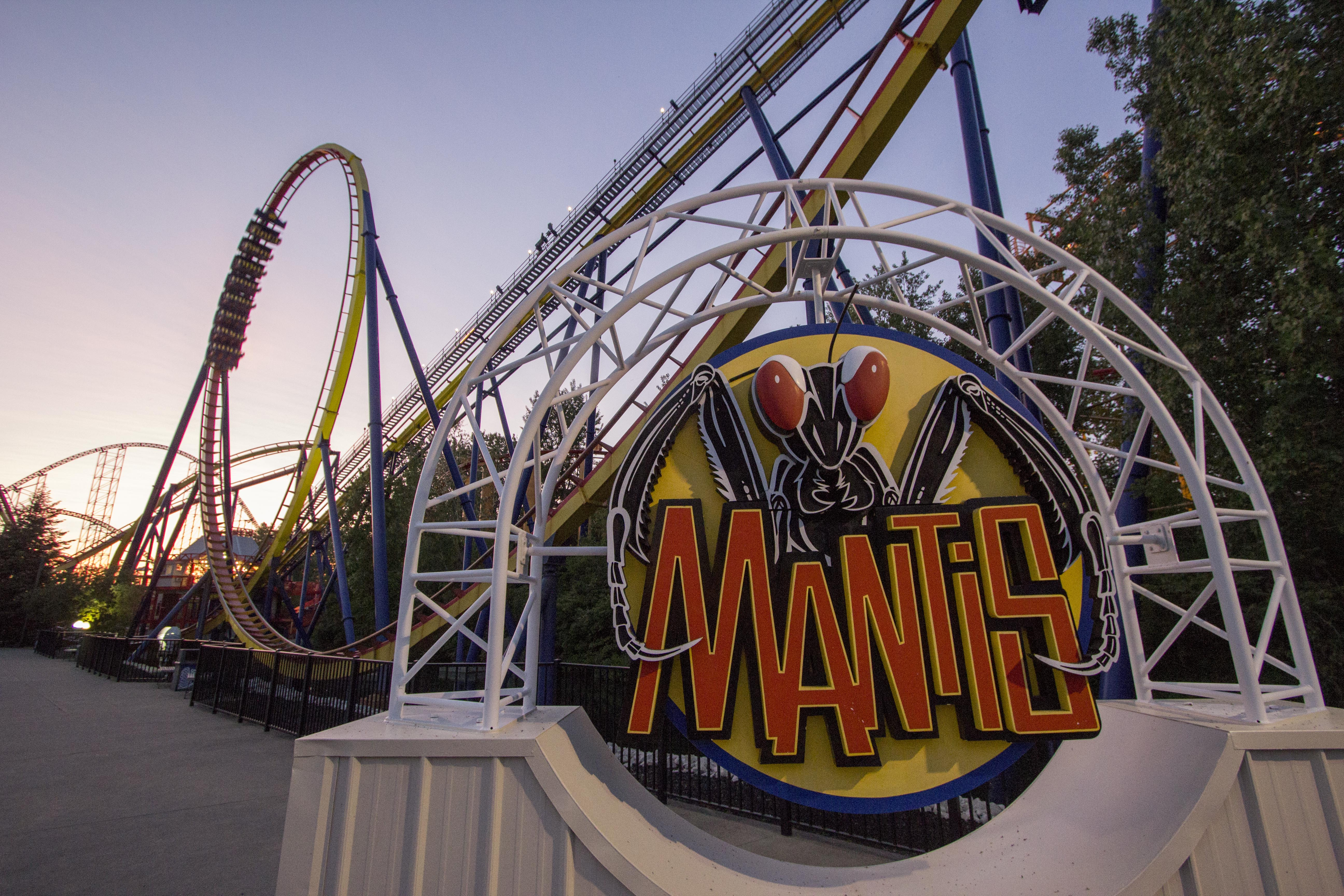 Cedar Point Will Close The Mantis In October The Blade