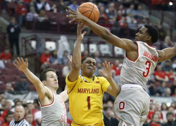 Ohio State men stay hot, blast Maryland - The Blade