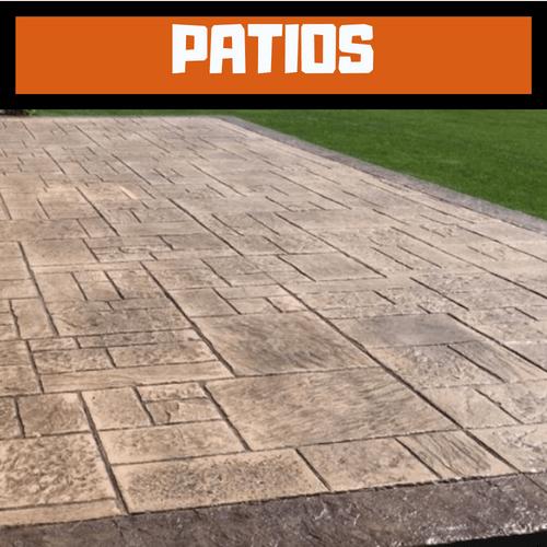 stamped concrete in toledo ohio