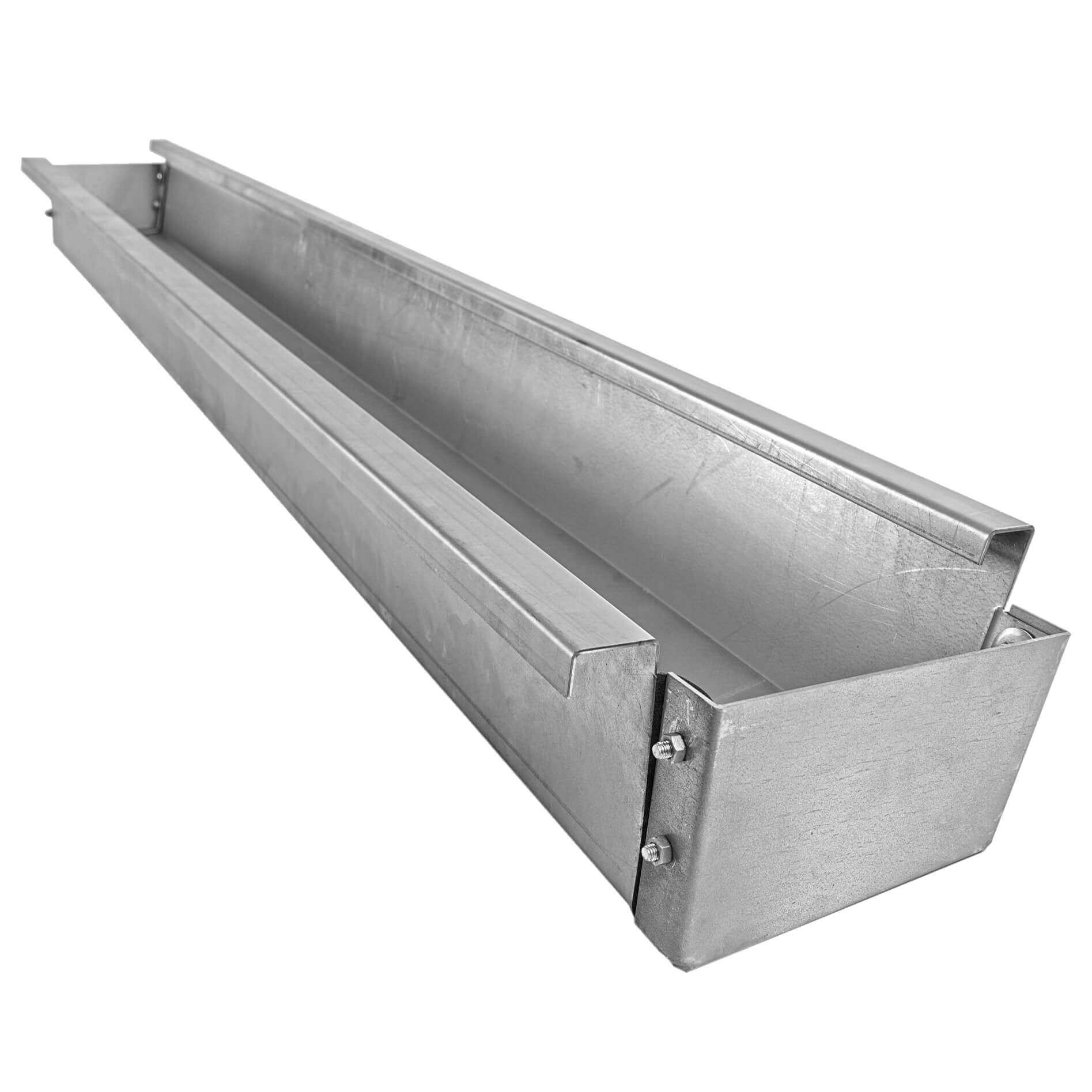 cheneau de toiture embouti innovant galvanise toles moins cheres