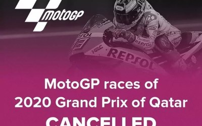 MotoGP Saisonstart mit einem Monat Verspätung