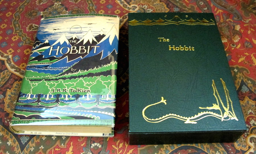 Image result for the hobbit 80th anniversary