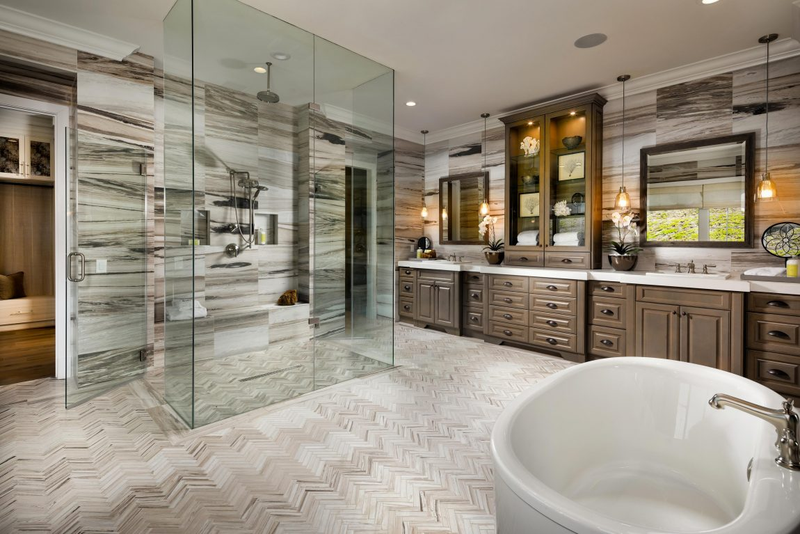 The Modern Dual Master Bedroom Trend in Luxury Homes on Luxury Master Bedroom  id=79109