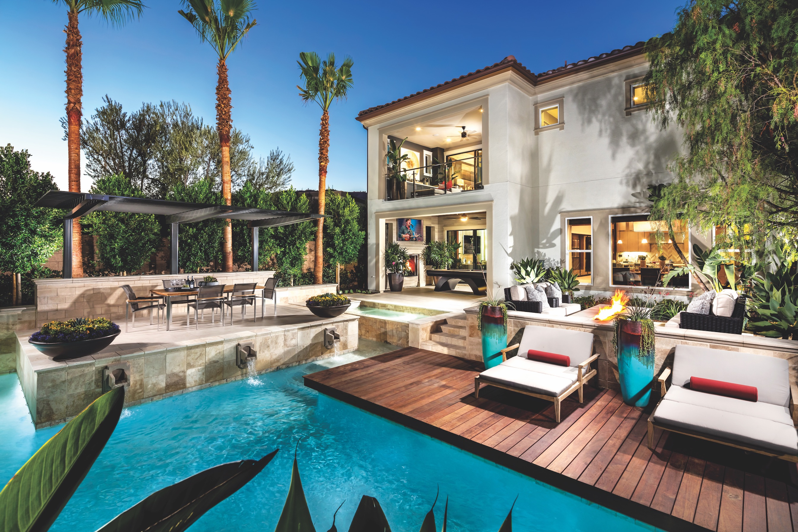 Small Backyard Landscaping Designs & Ideas | Build Beautiful on Luxury Backyard Design  id=68595