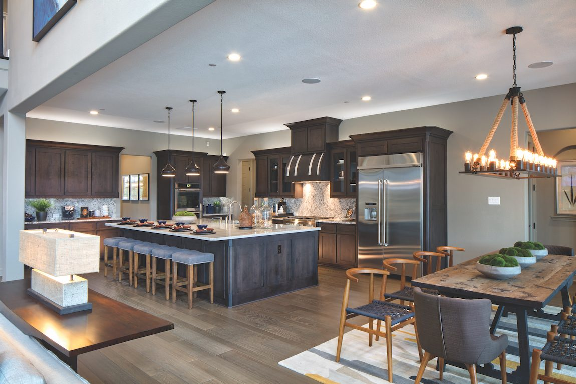 25 Luxury Kitchen Ideas for Your Dream Home | Build Beautiful on Luxury Farmhouse Kitchen  id=75293