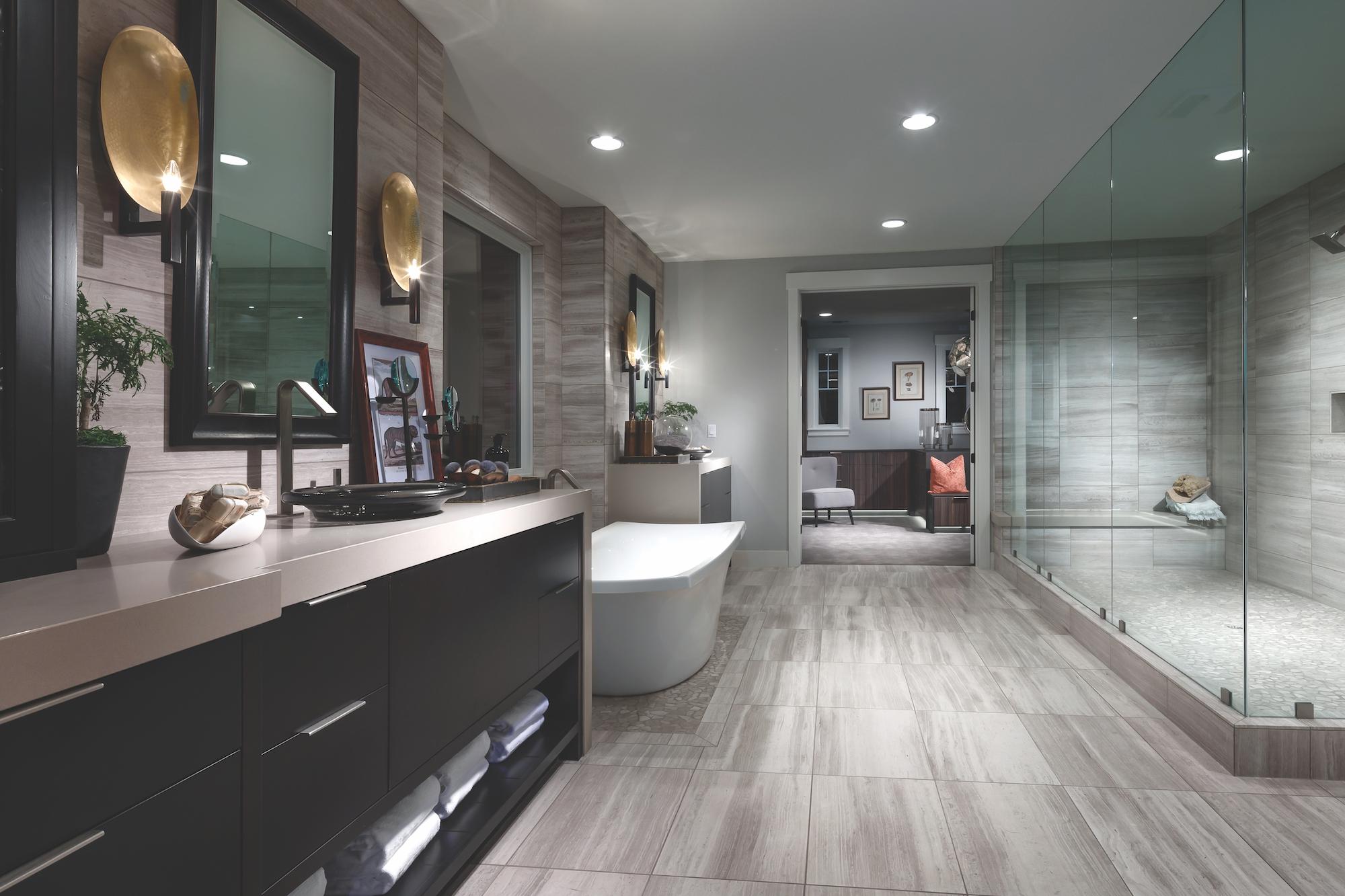 25 Luxury Bathroom Ideas & Designs | Build Beautiful on Beautiful Bathroom Ideas  id=54656