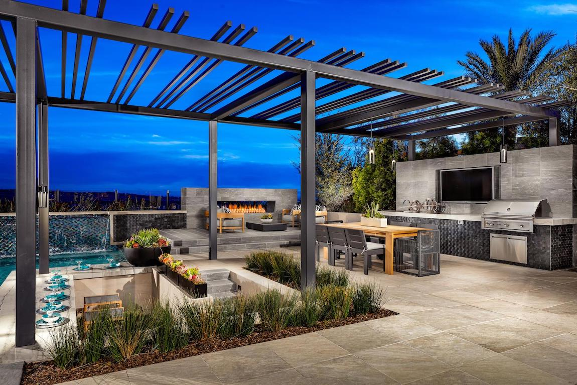 28 patio designs that will take your