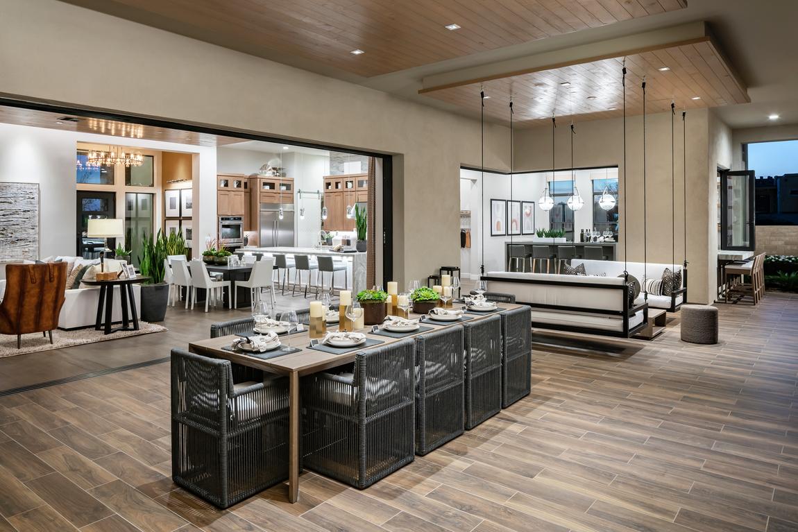 Indoor Outdoor Living Space Ideas to Inspire Your Home Design on Indoor Outdoor Living Spaces id=16851