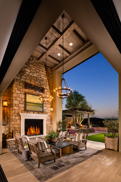 New Luxury Homes For Sale in Danville, CA | Iron Oak at ... on Enclosed Outdoor Living Spaces  id=60707