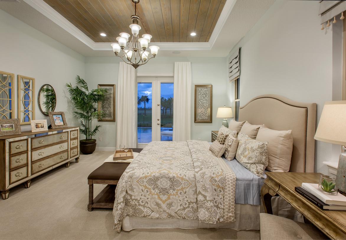 Winter Garden FL New Homes - Master Planned Community ... on New Model Bedroom  id=53730