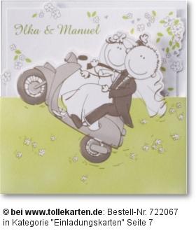 Hochzeitseinladung Fur Die Bikerhochzeit Hochzeitskarten