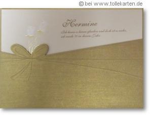 Einladung zum 70. Geburtstag: