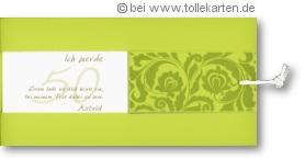 Einladungskarten zum Geburtstag: