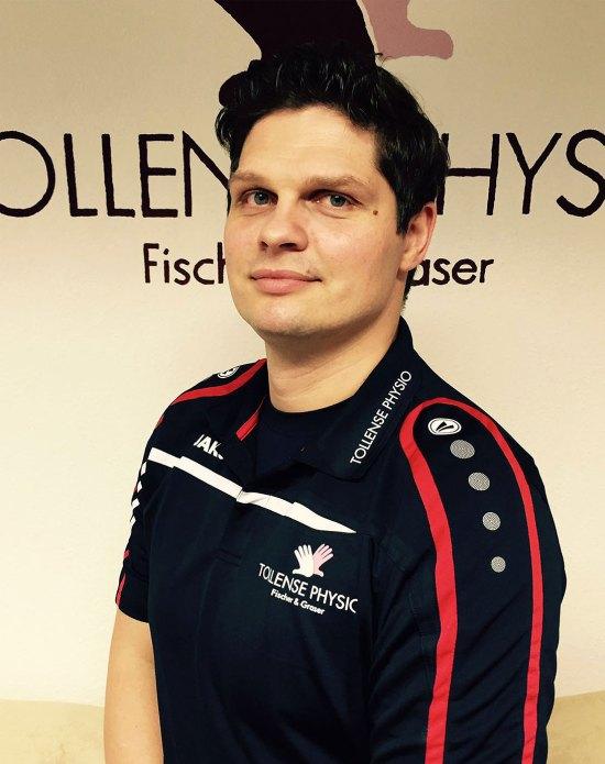 Falko Fischer - Team Physiotherapie Neubrandenburg