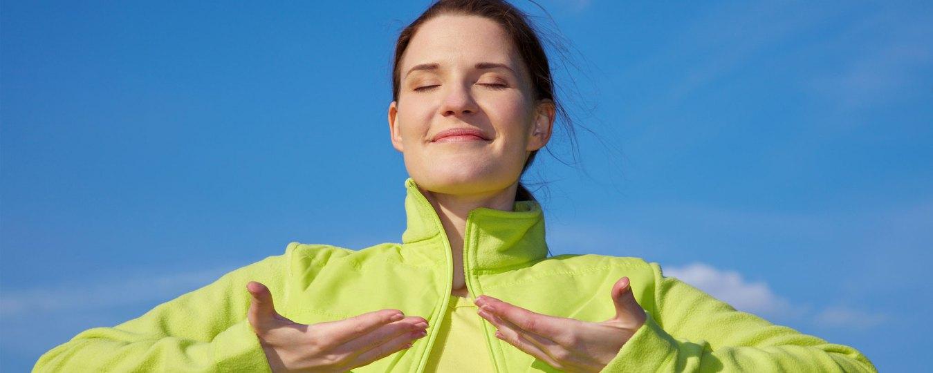 Atemtherapie - den Selbstwahrnehmungsprozess in körperlicher und seelischer Hinsicht sowie in sinnstiftender Richtung zu fördern