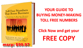 Guide to Money-Making Toll-free Numbers