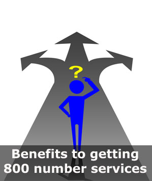benefits of toll free service