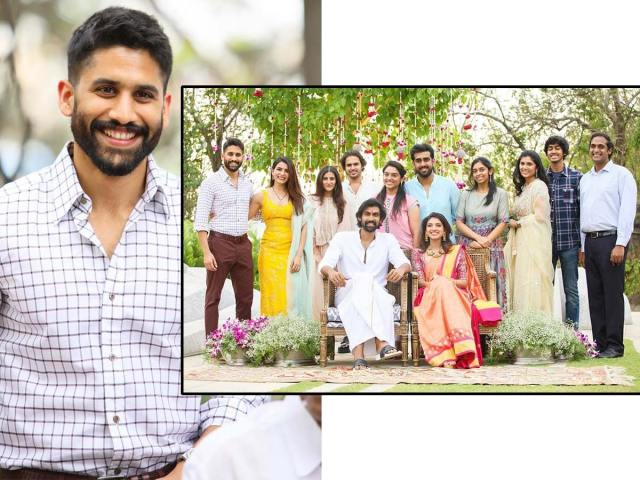 See eee my husband Naga Chaitanya looks so handsome