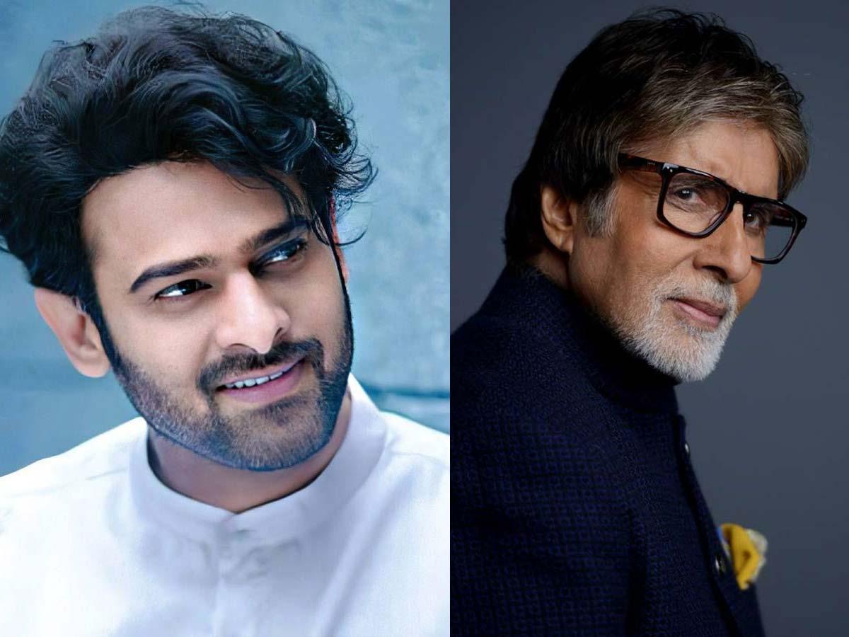 Amitabh Bachchan in Prabhas, Deepika Padukone and Nag Ashwin film