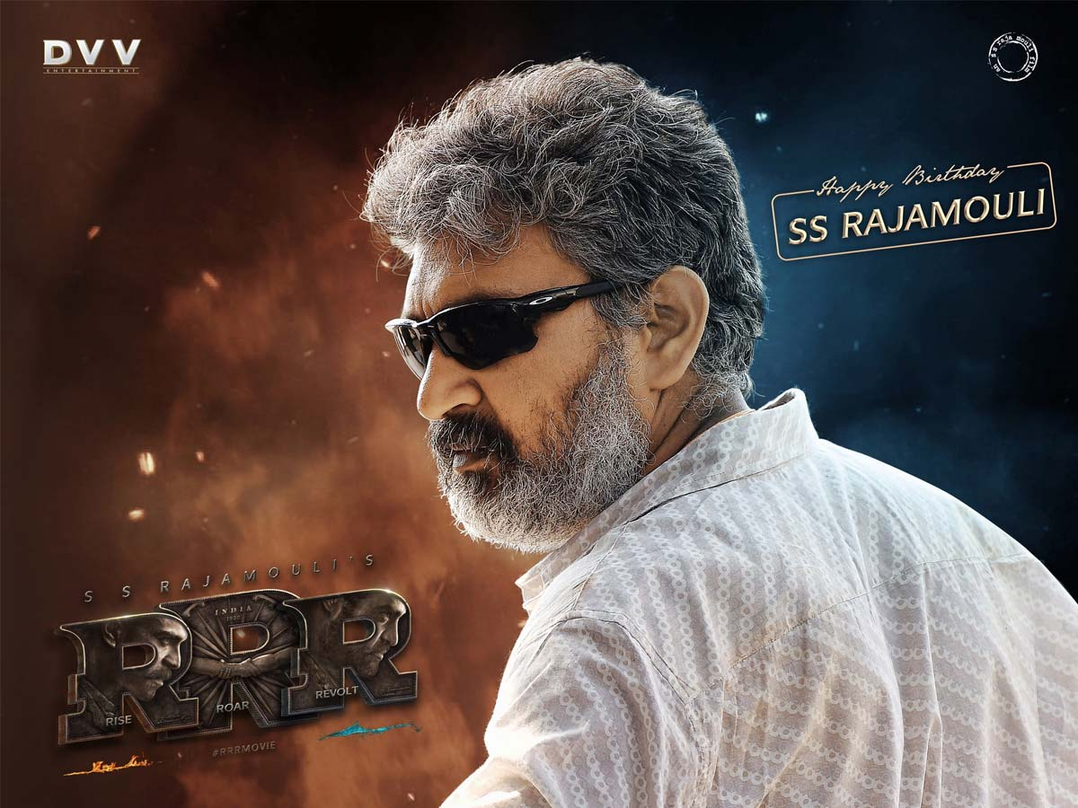 RRR makers: Vision, Mission, Intention- Three cheers to Rajamouli