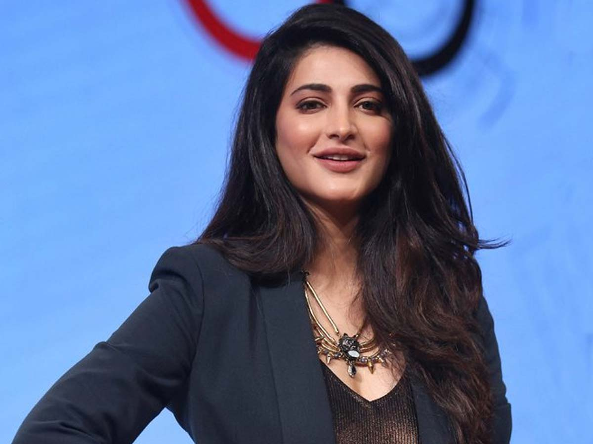 Shruti Haasan says: Always been fascinated by women who chose violence
