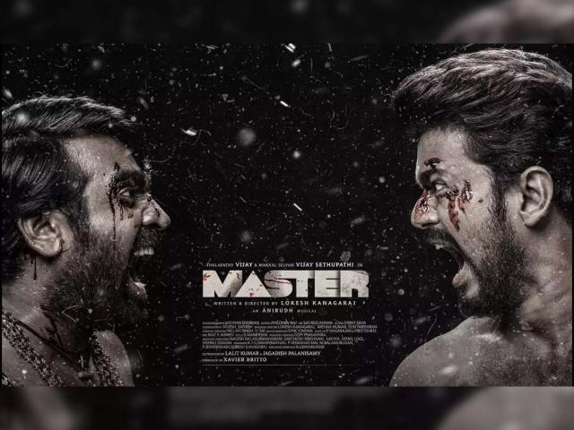Master 4 Days AP/TS Box Office figures