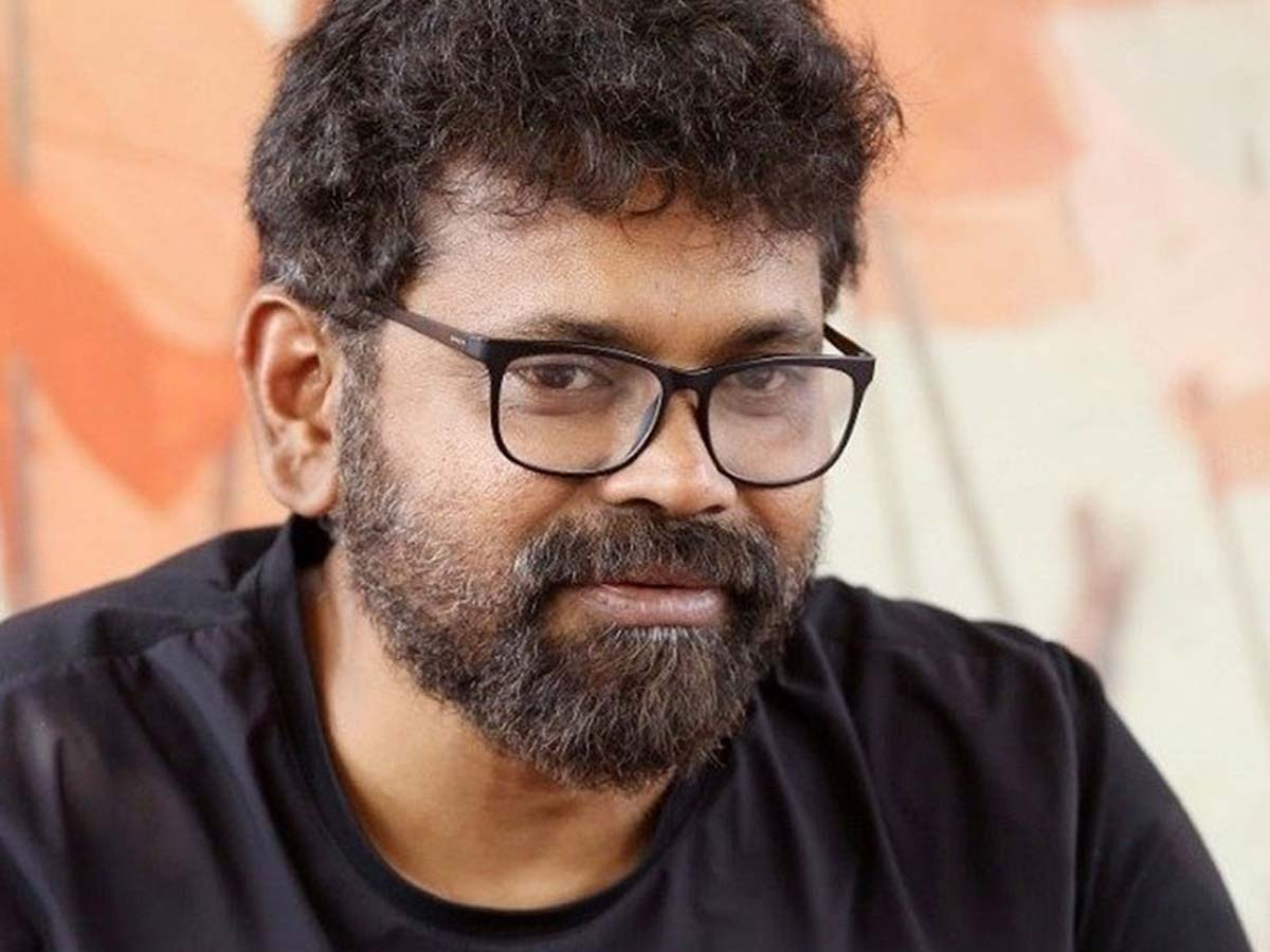 Sukumar working out hard to meet the deadline