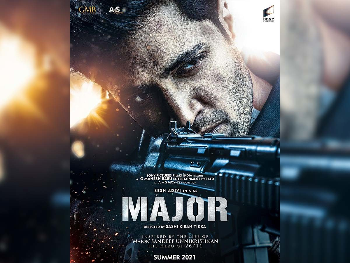 Adivi Sesh Major gets fancy price for Overseas rights