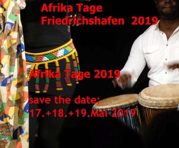 17. bis 19.05.2019 Afrikatage Friedrichshafen