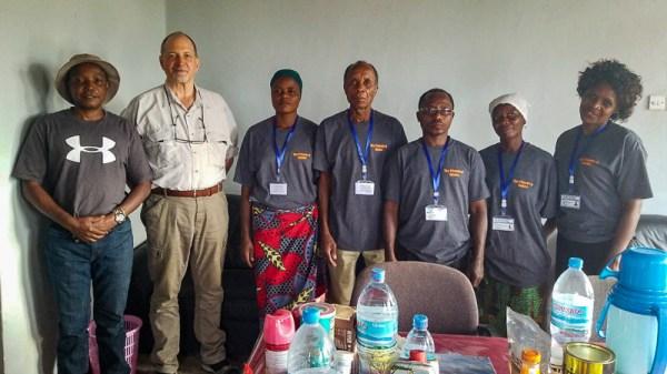 """Abschlusstreffen mit den Mitgliedern unserer Partnerorganisation """"Toloha Development Partnership"""""""