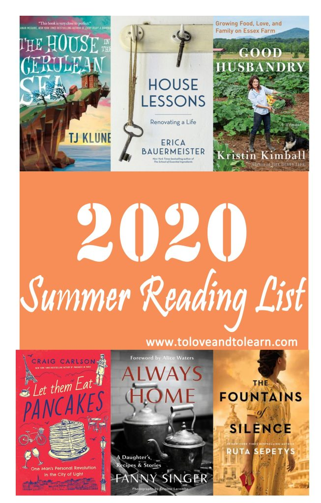 What to Read Summer 2020