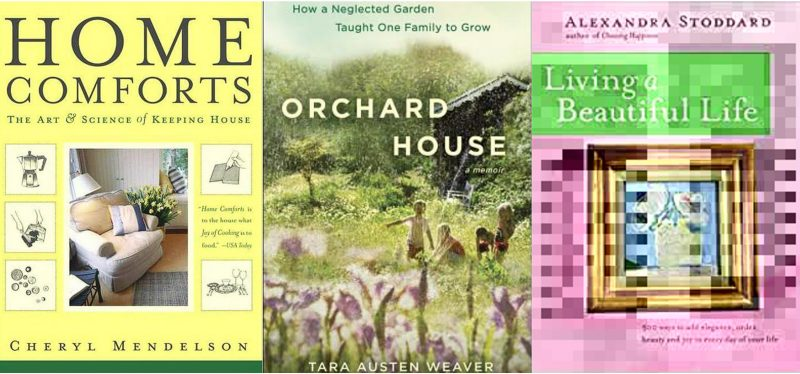 Comfort Reads About Home