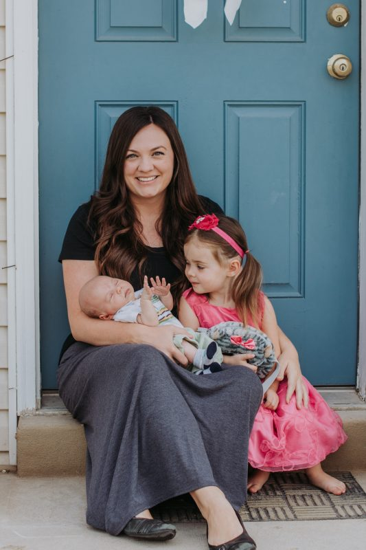 postpartum recovery after second baby