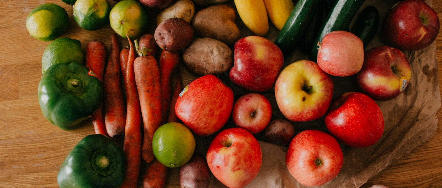 fresh produce from Misfits Market
