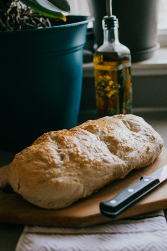 90-Minute Italian Bread