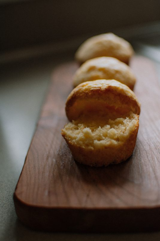 From-the-Pantry Honey Muffins // To Love and To Learn