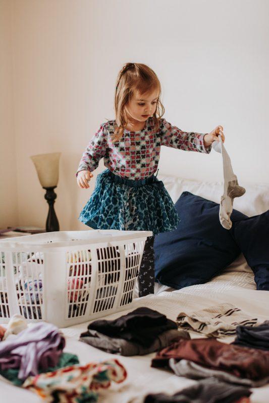 My Absolute Daily Minimum Chore List