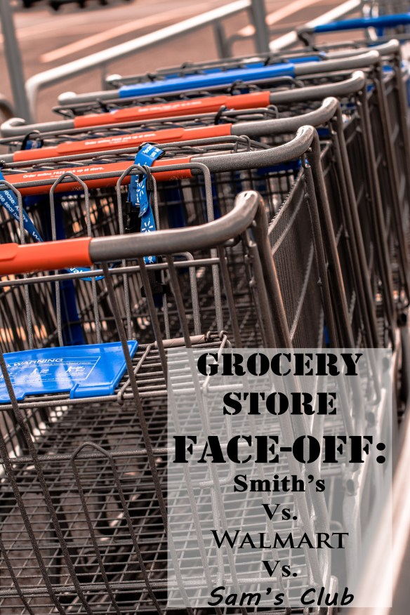Grocery Store Face-Off: Smith's Vs. Walmart Vs. Sam's Club. Which store will save you the most money?